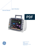 GEHC Service Manual Dash 2500 Patient Monitor 2012