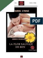 Lynne Carol Hombres Enamorados 02 - La Flor Salvaje de Ben