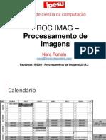 IPESU_PROC_IMAG_aula00 - Introdução