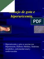 Gota e Hiperuricemia