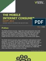 Mobile Internet Consumer Egypt