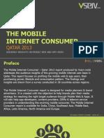 Mobile Internet Consumer Qatar