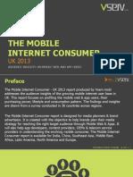 Mobile Internet Consumer UK