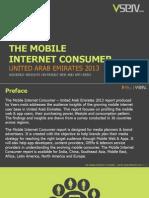 Mobile Internet Consumer United Arab Emirates