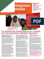 Revista Envejecimiento y Desarrollo 31 2012
