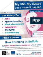 2014 MY Gen Next Youth Adviser Information Booklet Suffolk