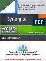 Synergita Presentation