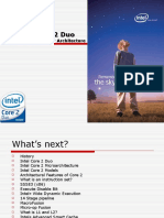 Intel Core 2 Duo Desktop Processor Architecture