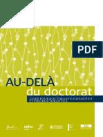Int Au Dela Du Doctorat.imprimeur