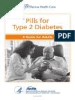 Pills 4 Type 2 Diabetes