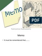 Memo letter writing.pptx
