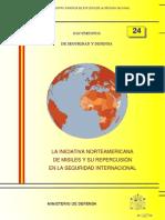 La iniciativa norteamericana de misiles y su repercusión en la seguridad internacional.pdf