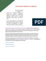 Tema01 _Comunicacion Linguistica y No Linguistica