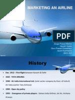 Marketing in Aviation