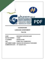 Cover Assessment