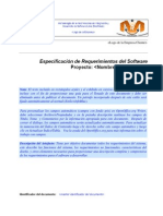 Especificaci¢n de Requerimientos del Software CNTI.doc