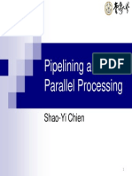 3 Pipelining and Parallel Processing