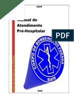Manual de Atendimento Pre-Hospitalar