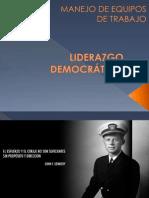 Liderazgo Democratico 01-Presentación.