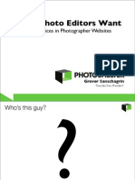 FOT - MARKETING - What Photo Editors Want