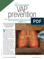 VAP Prevention