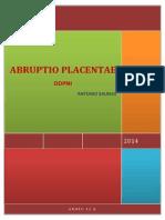 Abruptio Placentae Antonio