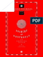 Anarchy & Nonprofit- An Emerging Affair - (Ed.) Sahlan Momo, (Spanda Journal, IV. 1, 2013)