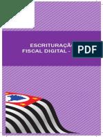 Escrituração Fiscal Digital EFD