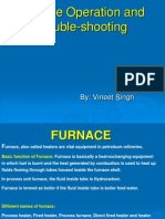 Furnace Operation and Trouble-shooting