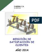 Caratula Satisfaccion Del Cliente