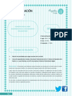 Com.especial Sobre Modernizacion Del Func. Parlamentario. Reunión 26/08/2014.