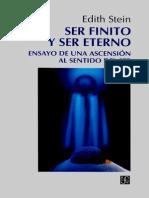 Stein-Ser-Finito-y-Ser-Eterno.pdf