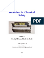 Guideline for Chemical Safety