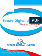 Product Catalogue Secure Digital Limited