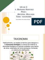 TAXONOMIA BIOLOGIA.pptx