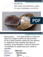Mineral Moscovita