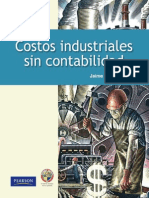 Costos Industriales Sin Contabilidad - Jaime Díaz Santana