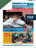 El Nuevo Curriculum Ya Esta en Las Aulas