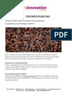 Masterclass Crowdsourcing
