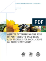 Riesgo de Los Pesticidas