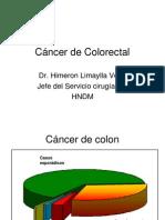 Cancer de Colon USMP 2011