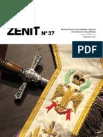 Revista Zenit Del SCG33 - Numero 37