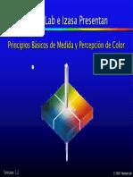 Espacio de Color Hunter Lab