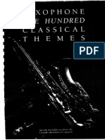 Saxophone - 100 Classical Themes.pdf