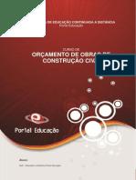 Curso Orçamento de Obras de Construção Civil - Módulo I_rev
