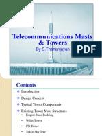 Antenna Mast Design