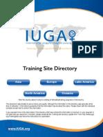 IUGA Training Site