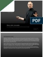 Steve Jobs Innovador