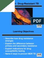 3.0 Drug Resistance (1)