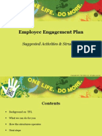 TFL Employee Engagement Plan 2011